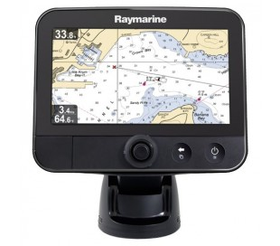 """Dragonfly 7PRO 7"""" CHIRP DownVision in CHIRP sonar s sondo CPT-DVS, Wi-Fi in GPS"""