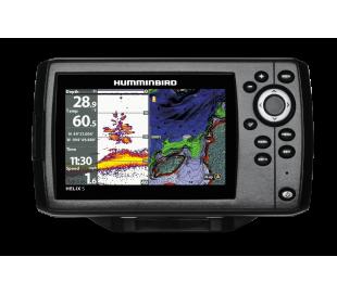 HELIX 5 CHIRP GPS G2 + Navionics+ Small