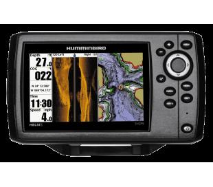 HELIX 5 CHIRP SI GPS G2 + Navionics+ Small