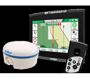 G7 Plus Farmnavigator + zunanji GPS sprejemnik Turtle Smart