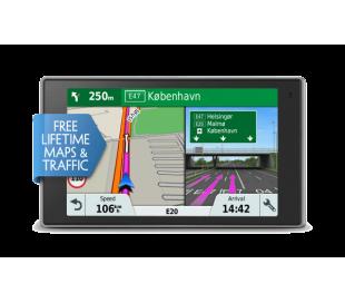 Garmin DriveLuxe 51 LMT-D