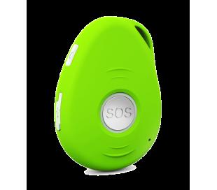GoTrack TE-207S sledilna naprava (zelena s stojalom)
