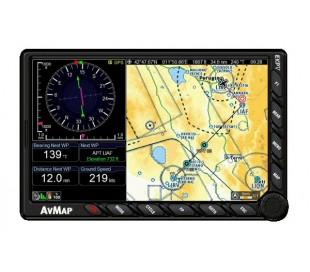 EKP V kompleten AvMap Avionics System