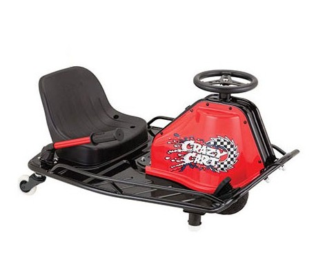 Razor Crazy Cart - Black