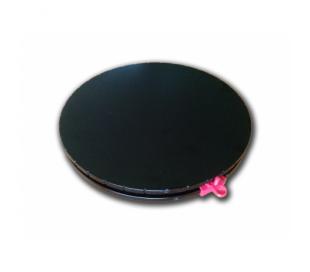 očna vrtljiva plošča ?350 mm za lažje skeniranje