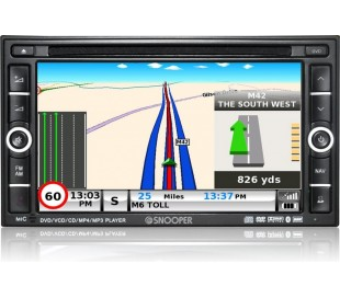 AVN S9020 Truckmate PRO + Lifetime (doživljenska posodobitev kart)