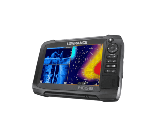 HDS-7 Carbon ROW s TotalScan Transducer
