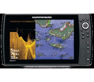 HELIX 12 CHIRP MEGA SI GPS G2N