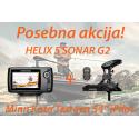 HELIX 5 SONAR G2 + Motor Minn Kota Terrova iPilot