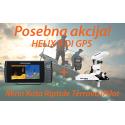 HELIX 9 DI GPS + Motor Minn Kota Riptide Terrova iPilot