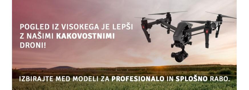 Droni za poljedelstvo