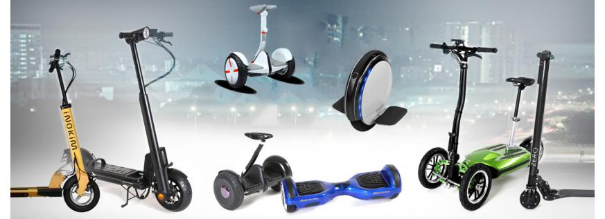 Električni skuterji in vozila